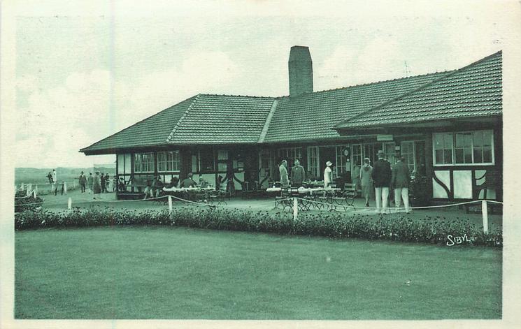 LE GOLF - CLUB HOUSE