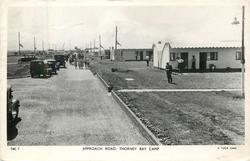 APPROASH ROAD, THORNEY BAY CAMP