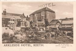 ARKLESIDE HOTEL, REETH