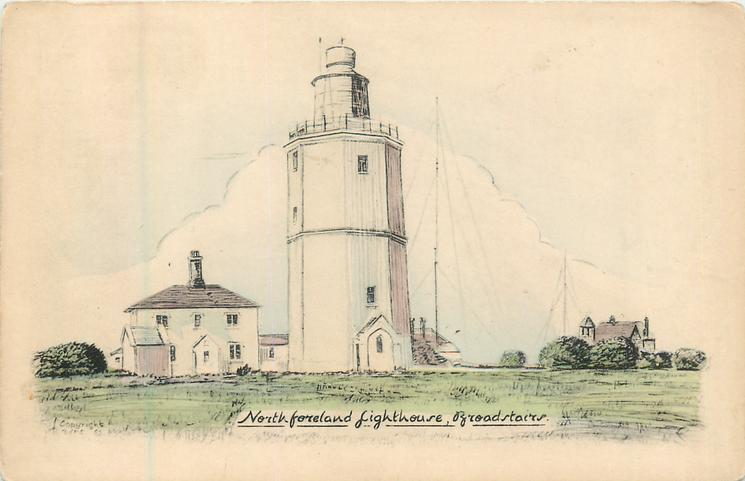 NORTH-FORELAND LIGHTHOUSE