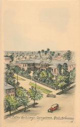 PUBLIC BUILDINGS, GEORGETOWN