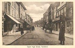 UPPER HIGH STREET