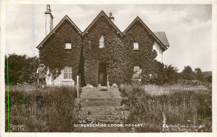 SCIBERSCROSS LODGE, ROGART