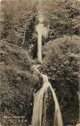 DHOON WATERFALL, I.O.M.