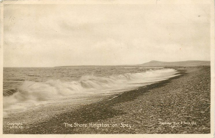 THE SHORE, KINGSTON-ON SPEY