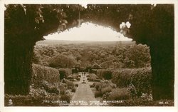 THE GARDENS, LANGWELL HOUSE, BERRIEDALE (RESIDENCE OF DUKE OF PORTLAND)