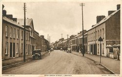 IRISH GREEN STREET