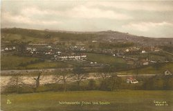 WIRKSWORTH FROM THE SOUTH