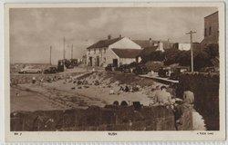 RUSH, seaside village