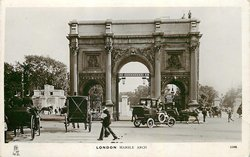 LONDON MARBLE ARCH