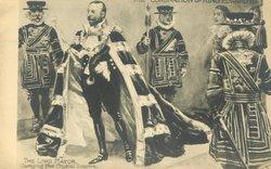 THE CORONATION OF KING EDWARD VII
